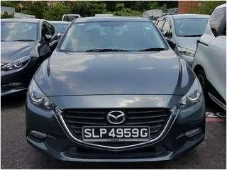 Mazda Mazda 3 Sky Active