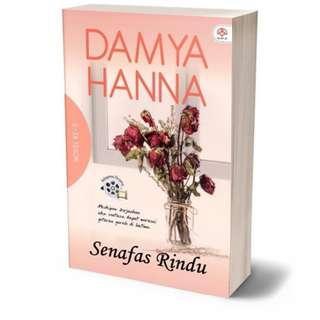 Senafas Rindu Novel (PRE-ORDER ONLY)
