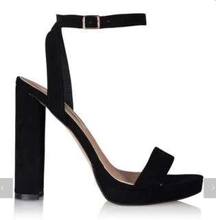 NEW Billini Black Heels