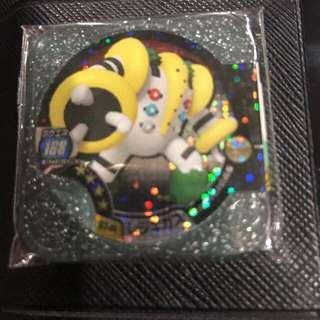 Pokemon Tretta Masters Card Regigigas
