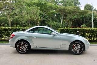 Mercedes-Benz undefined SLK200 Auto