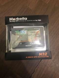 Marbella N32 GPS