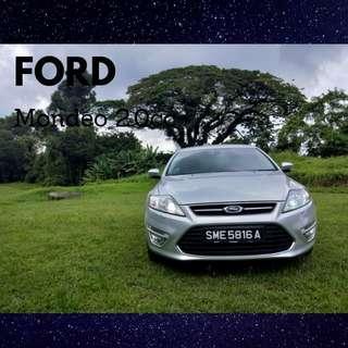 Ford Mondeo Titanium 2.0