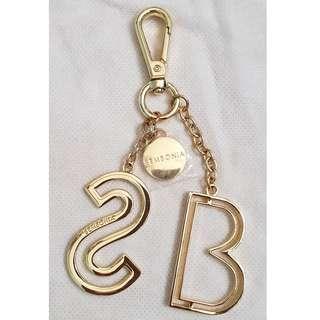 New Gold Sembonia Key Chain