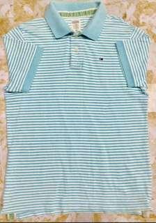 Tommy Hilfiger stripes baby blue