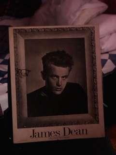 """Vintage James Dean Portrait approx 15x19"""""""