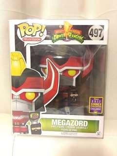 8dece2fb1a6 Power Rangers SDCC 2017 Megazord