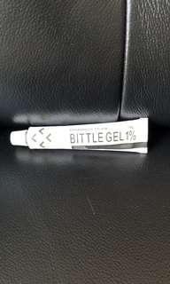 暗瘡膏bittle gel 1% 15g全新 (包郵)