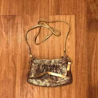 Topshop Sequined Purse