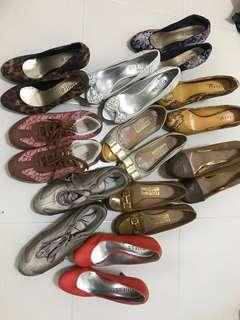 Bundle sales. Selling all 19 pairs at $120..! Grab...!!