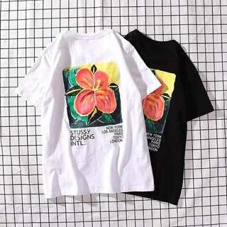 Stussy Designs International Graphic T Shirt