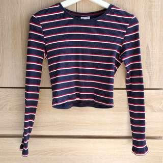 Sixty Eight Striped Top