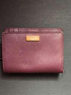 Kate Spade Cara Saffiano Leather Wallet
