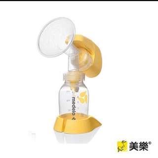 🚚 美樂小型單邊電動吸乳器