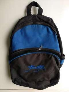 Backpack by fitness first