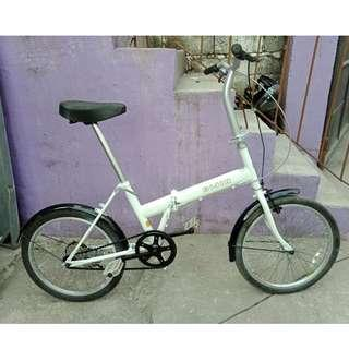 BIJIN FOLDING BIKE (FREE DELIVERY AND NEGOTIABLE!)