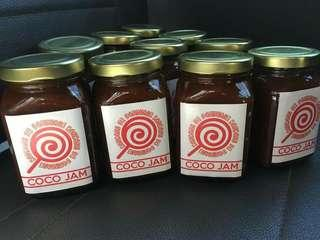 COCO JAM All Organic and Pure 250 ml