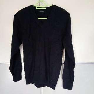 Blue Black Sweater #CNY888