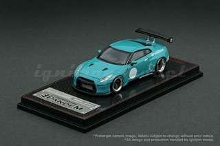 1/64 ig ignition gtr r35