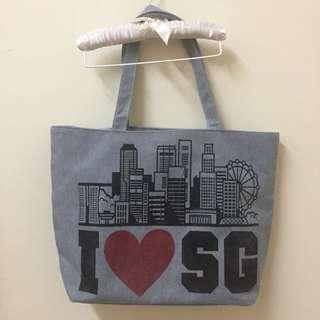 I LOVE SG #singapore ♥️