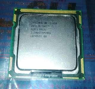 i5 650 - 3.20Ghz Desktop processor