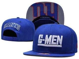 NFL Snapback ( NY Giant / Kansas City )