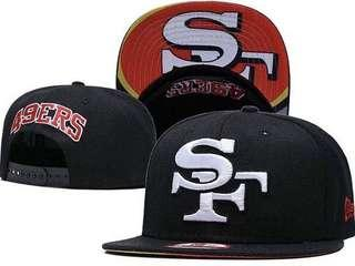 NFL Snapback ( SF 49ers / Raiders )