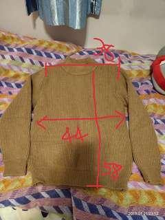 Four sweaters 毛衣 冷衫 total 179 only sweater