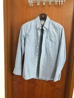 Levi's men shirt size XS - new never worn 全新未着過