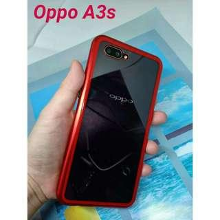 New! Magnetic Case for Oppo A3s (Imported, Premium Quality)