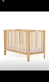 Javen Baby cot baby crib without mattress不包床褥