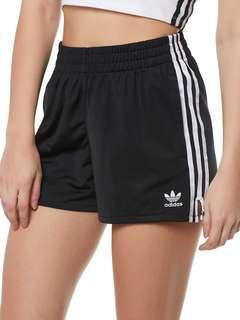 🚚 ✔️現貨·Adidas 3-Stripes Shorts黑