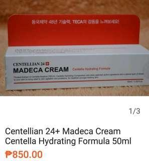 MADECA CREAM Centella Hydrating Formula 50ml