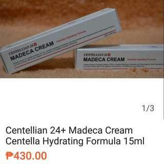 MADECA CREAM Centella Hydrating Formula 15ml