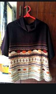 Baju atasan wanita sweater