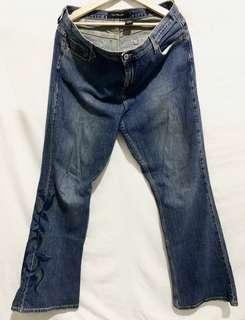 Calvin Klein Jeans Lowrise Flare