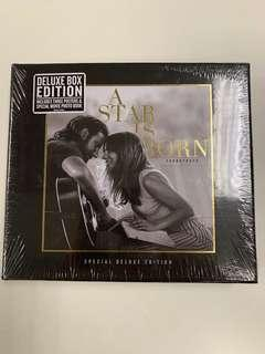 A Star Is Born Deluxe Box Edition