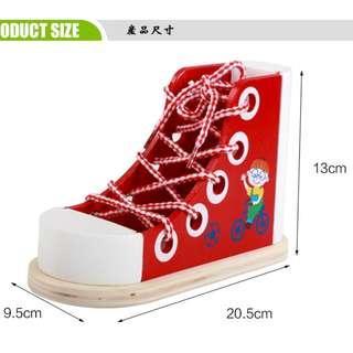 多功能木鞋