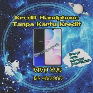 NEW VIVO Y95, kredit Handpone muran tanpa CC diMacronic aja