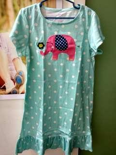 Dress / sleepwear for kids