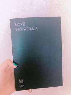 🚚 BTS LOVE YOURSELF TEAR VERSION O JIN PHOTOCARD