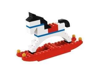 Lego 40035 Rocking Horse Polybag