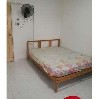 Near Tai Seng Mrt, Common Room $680 Included utilities bill & Wifi. Female only