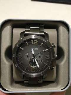 BNIB Fossil Chronograph Watch