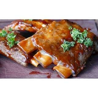 Business for Sale - Specialty Pork Ribs, 2 Stores for the Price of 1!