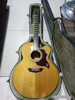 Washburn J28SECDL AC/EL guitar
