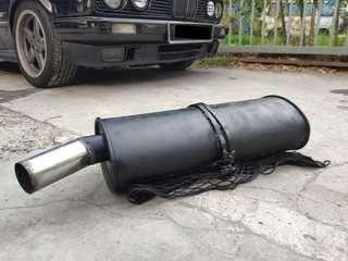 Walker Exhaust BMW E30 E36 E46 Turbo