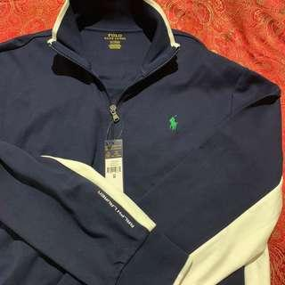 100% Auth B New Polo Ralph Lauren jacket full zip
