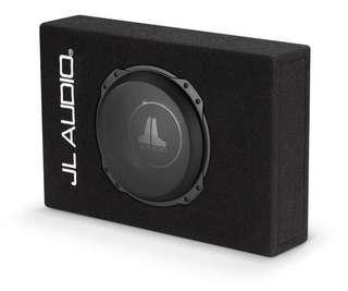 JL Audio CS110LG-TW3 Enclosed Subwoofer