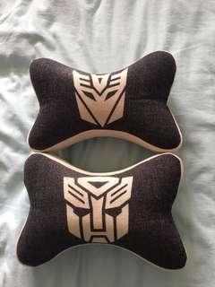 transformer car cushion pillow